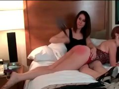 Naughty Girls Get A Good Spanking 3 By twistedworlds