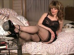 Nylon Stocking Milf