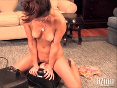 Stephanie Swift Sybian ride
