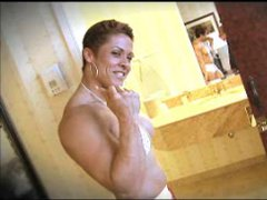 latin muscle shower