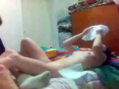 Hot and Horny Turkish Couple