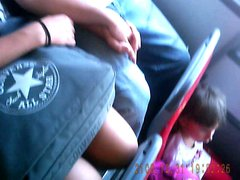 Groping & touch in bus... BA 13