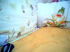 Shy Turkish wife masturbating with me for two hours