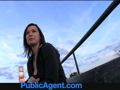 PublicAgent Emma loved my cock, she demanded to be fucked
