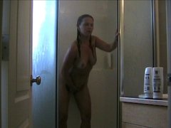 milf shower masturbation orgasms compilation