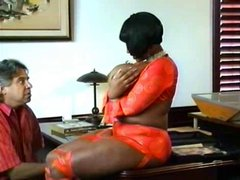 Ebony Star Juicy in Boobsville Black Beauties #2