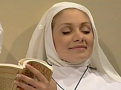 A Nuns Pleasure pt. 3-4