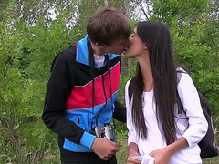 Young brunette Paula O doesn t