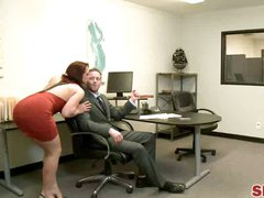 Nikki Hunter Gets Punished