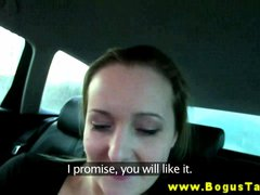 Real pulled euro amateur gets anal from her taxi driver