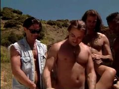 Nici Sterling - Ranch Gangbang