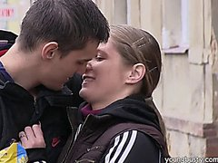 Young Couple With Nice Sex Skills