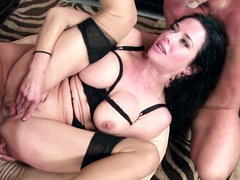 Nasty foursome with veronica avluv & bonnie rotten