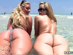 Alexis Texas and Phoenix Marie are known to every fan