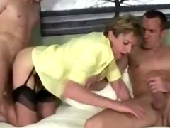 Cuckold films wifes threesome