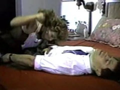 blondi and tony montana in doctor ginger