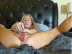 Horny Blonde Babe Firm Rack HD