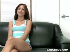 Alexa Rydell is a fresh girl that is eager to