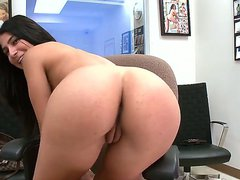 Allie is a sweet chick with