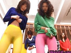 Asian dolls pissing
