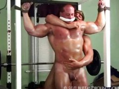 Bound muscle gods