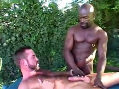 bareback interracial