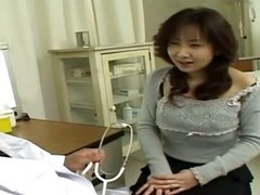 asian doctor and asian analhole