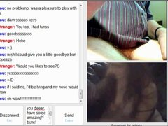 Mutual masturbation with an Omegle girl