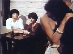 Husband investigates swapping scene (French, vintage)