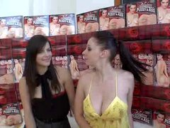 Gianna Michaels and Bobbi Starr