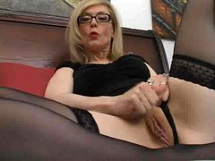 Nina Hartley - Deepthroat