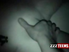 Sleeping Babe Pussy Probed