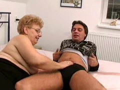 Granny loves sex