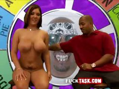 Porn Slut On Sex Game Show