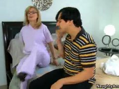 My Friends Hot Mother - Nina Hartley