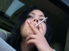 Hot big titted teen shione cooper smoking