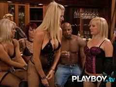 Playboy swingers behind the scenes