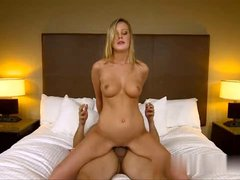 Beautiful 18yo Blonde Gets Fucked Hard