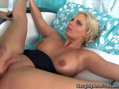 Phoenix Marie is insatiable in her 30-something. This hot bodied