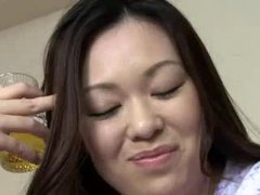 Japanese Mom Drink and Fuck xLx