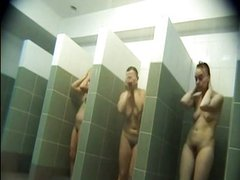 Voyeur: REAL Hidden Cam in Moscow Shower