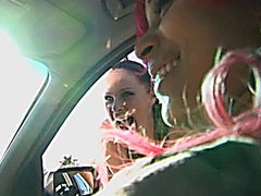 Gianna Michaels and Pinky