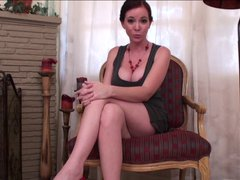 JOI Goddess Jessica Our Little Secret Mom Blackmail