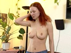 Solo Masturbation Series Great Tits German