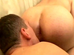 Gay Anal Sex Creampie and Cumswapping